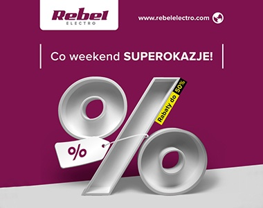 SuperOkazje w Rebel Electro