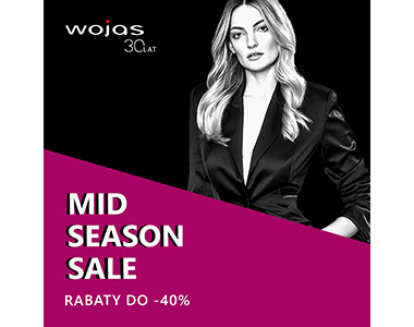 Mid Season SALE w Wojas