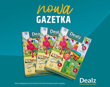 Nowa Gazetka Dealz