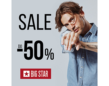 Big Star: Sale do -50%